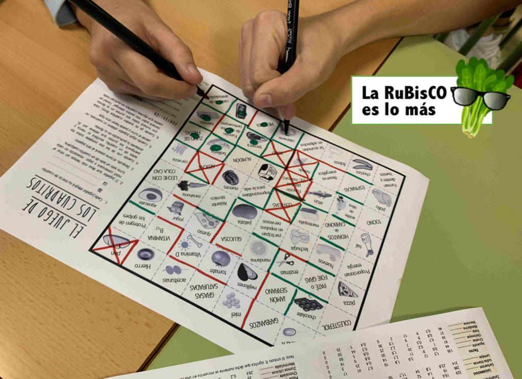 Dinámicas Archives La Rubisco Es Lo Más